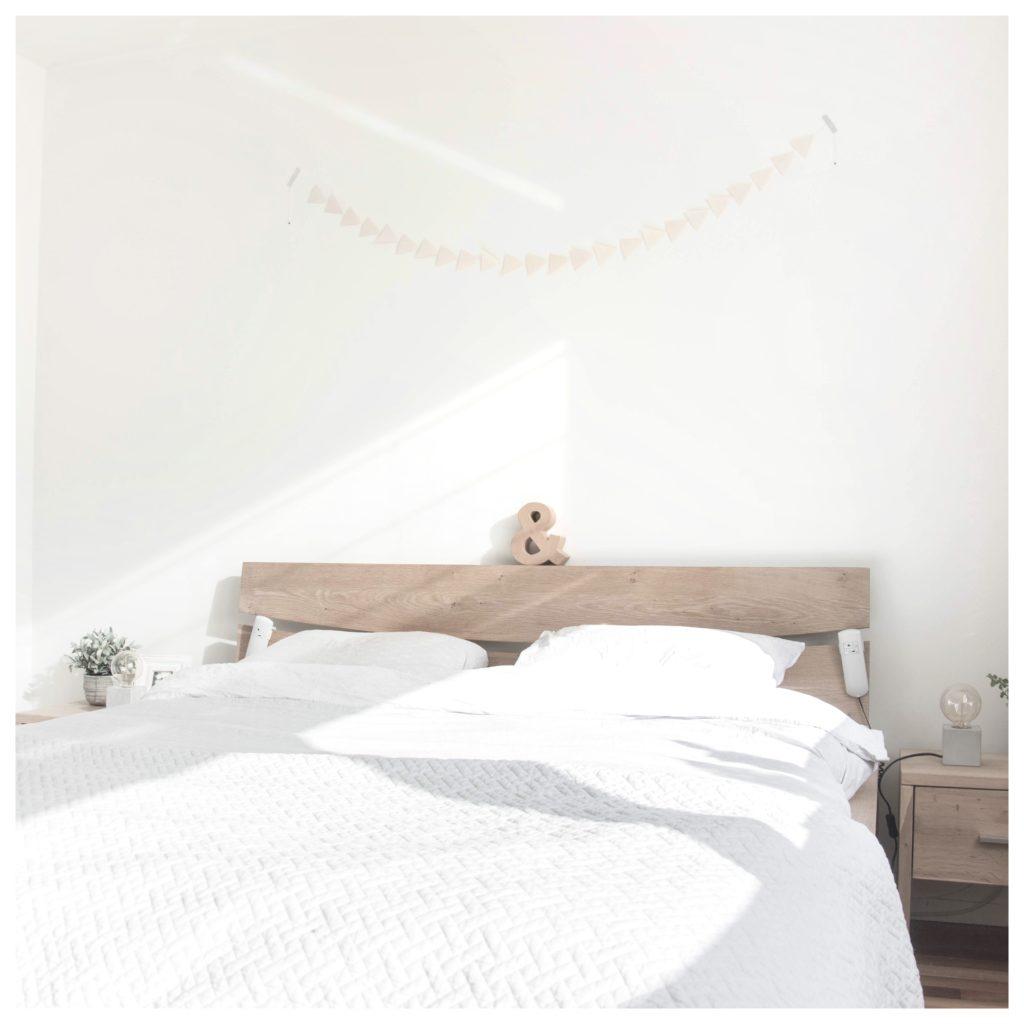 Witte slaapkamers – Home inspiratie